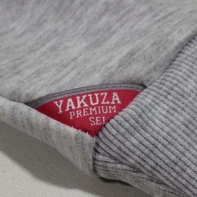 Yakuza Premium Damen Sweatshirt GH 2344 hellgrau – Bild 4