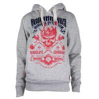 Yakuza Premium Damen Sweatshirt GH 2344 hellgrau