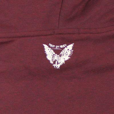 Yakuza Premium Women Sweatshirt GH 2347 burgundy – Bild 4