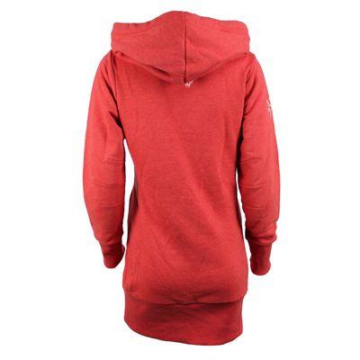 Yakuza Premium Damen Long Sweatshirt GH 2346 coral – Bild 2