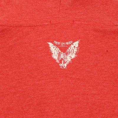 Yakuza Premium Damen Long Sweatshirt GH 2346 coral – Bild 4