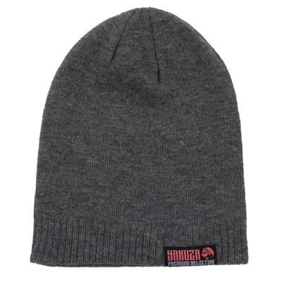 Yakuza Premium Knit Hat 2366 grey – Bild 2