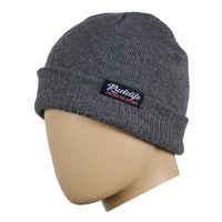 Yakuza Premium Knit Hat 2366 grey