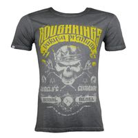 Yakuza Premium T-Shirt Vintage 102 grey washed