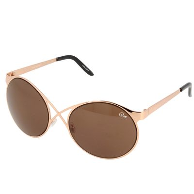 Quay Australia Damen Sonnenbrille SORRY NOT SORRY rose – Bild 1