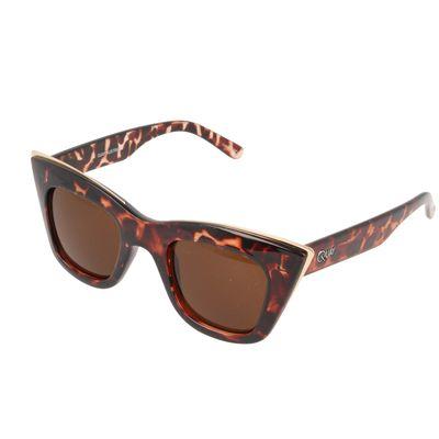 Quay Australia Damen Sonnenbrille LOVE CHILD tortoise – Bild 1