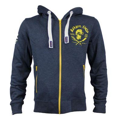 Yakuza Premium Sweatjacket YPHZ 2326 blue