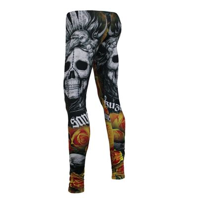 Yakuza Premium Women Leggings GL 2284 black – Bild 1