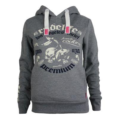 Yakuza Premium Women Sweatshirt GH 2345 grey