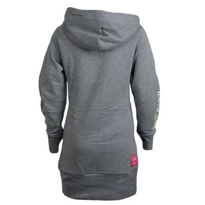 Yakuza Premium Damen Long Sweatshirt GH 2347 grau – Bild 2