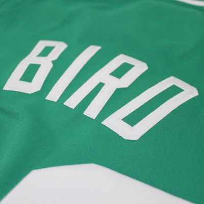 M&N Authentic Jersey LARRY BIRD Boston Celtics 1985-86 NBA Trikot – Bild 3