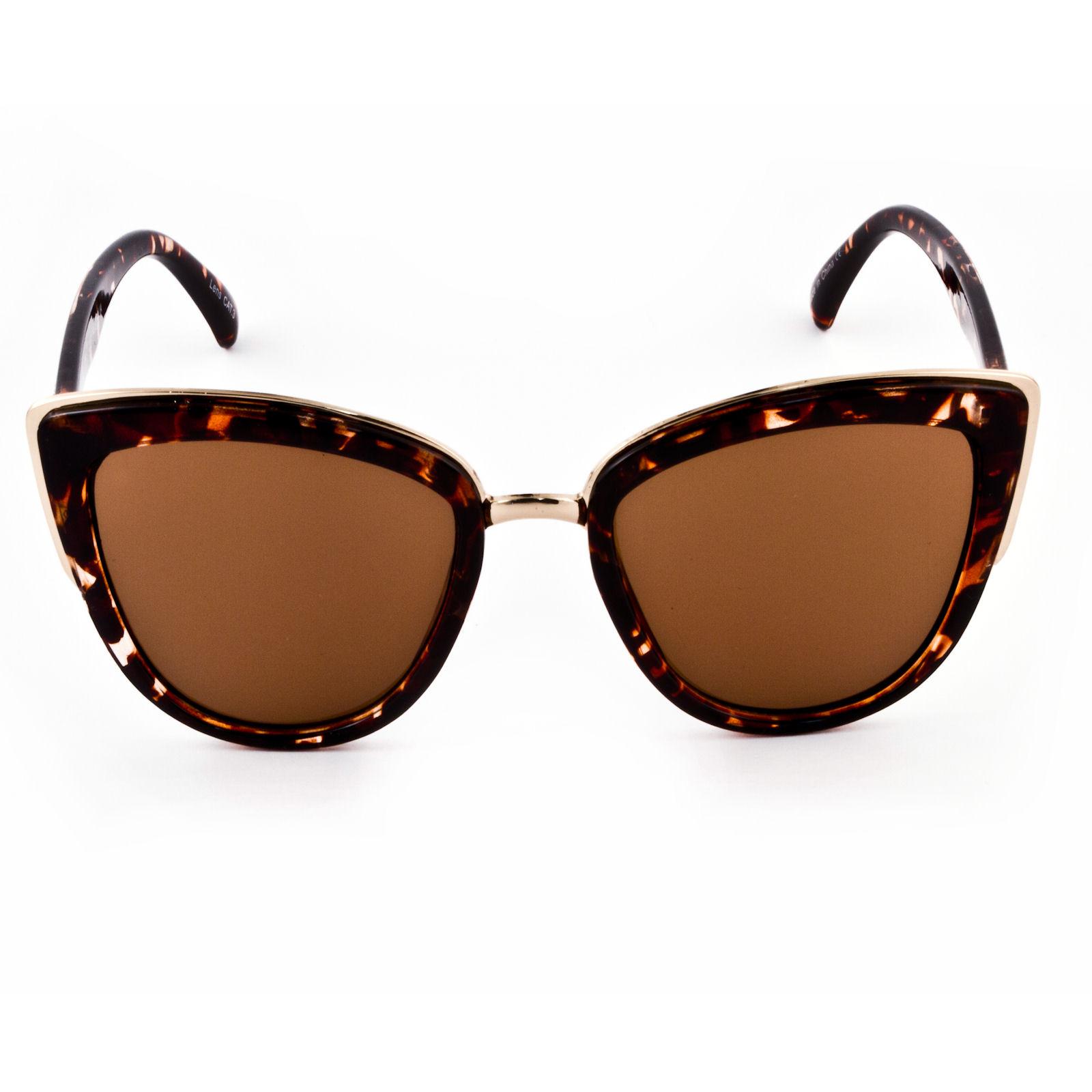 Quay Australia Damen Sonnenbrille MY GIRL tortoise brown j7GpbO