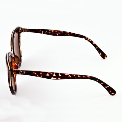 Quay Australia Damen Sonnenbrille MY GIRL tortoise brown – Bild 4