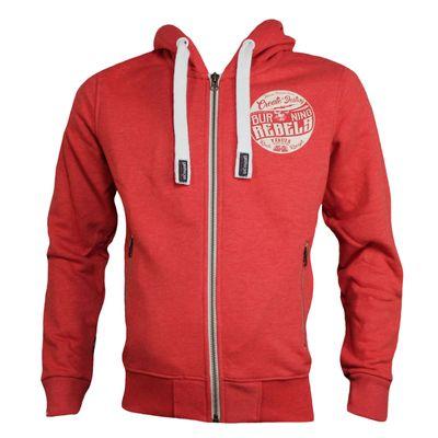 Yakuza Premium Sweatjacket YPHZ 2426 red – Bild 2