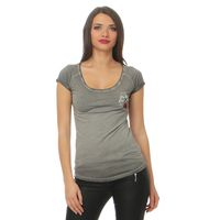 Yakuza Premium Women T-Shirt GS 2438 grey washed