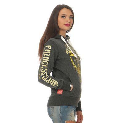 Yakuza Premium Damen Sweatshirt GH 2441 anthra – Bild 3