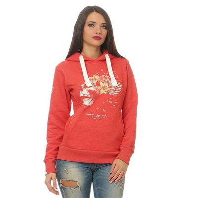 Yakuza Premium Women Sweatshirt GH 2442 red