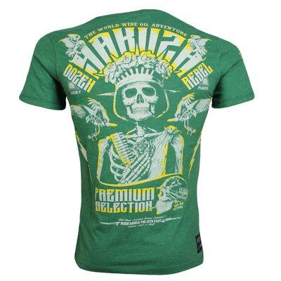 Yakuza Premium T-Shirt YPS 2414 green