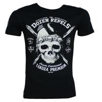 Yakuza Premium T-Shirt YPS 2410 schwarz