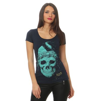 Yakuza Premium Women T-Shirt GS 2430 navy