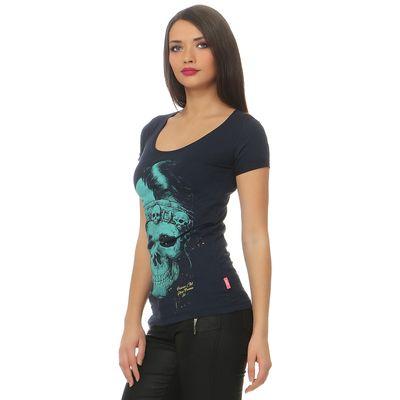 Yakuza Premium Damen T-Shirt GS 2430 navy – Bild 3
