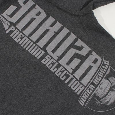 Yakuza Premium Sweatshirt YPH 2424 anthra – Bild 4