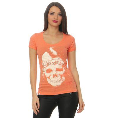 Yakuza Premium Damen T-Shirt GS 2430 coral – Bild 1