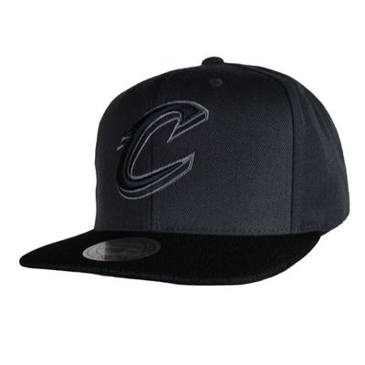 M&N Basecap CAVALIERS Hologram Mesh Stop on a Dime charcoal Snapback – Bild 1
