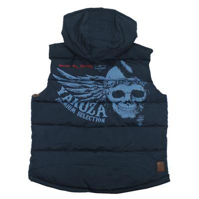 Yakuza Premium vest YPV 2469 navy – Bild 1