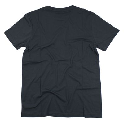 Alpha Industries T-Shirt Basic greyblack – Bild 3