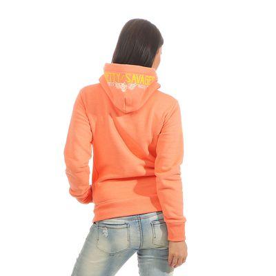 Yakuza Premium Damen Sweatshirt GH 2440 coral – Bild 2