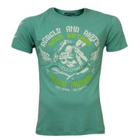 Yakuza Premium T-Shirt YPS 2418 grün 001