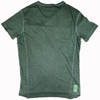 Goodness Industries Herren T-Shirt Thomsen olive – Bild 2