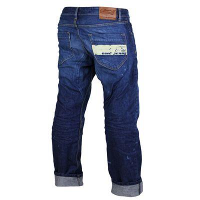 Yakuza Premium Jeans YPJ 1 shadow wash – Bild 3