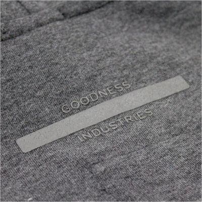 Goodness Industries Herren Sweatshirt Rocky 001 Grau – Bild 4