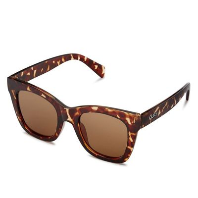 Quay Australia Damen Sonnenbrille AFTER HOURS tort/brown – Bild 1
