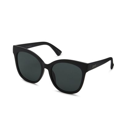 Quay Australia Damen Sonnenbrille ITS MY WAY black/smoke – Bild 3