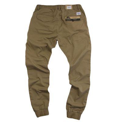 Reell Jeans Herren Reflex Rib Pant Hose dark sand LONG – Bild 3