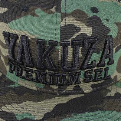 Yakuza Premium basecap 2587 camo snapback OneSize – Bild 2