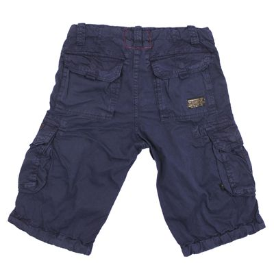 Alpha Industries Jet Short rep blue Cargo Shorts – Bild 3