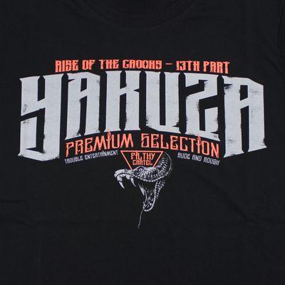 Yakuza Premium T-Shirt YPS 2507 schwarz – Bild 4