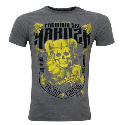 Yakuza Premium T-Shirt YPS 2515 grau – Bild 1