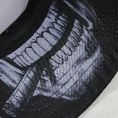 Yakuza Premium Basecap 2580 schwarz Snapback – Bild 4