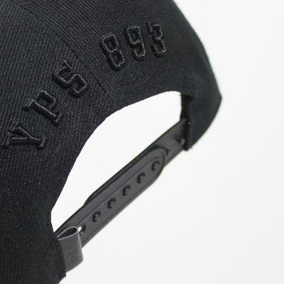 Yakuza Premium Basecap 2580 schwarz Snapback – Bild 5