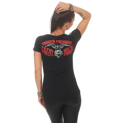 Yakuza Premium women t-shirt GS 2530 black – Bild 2