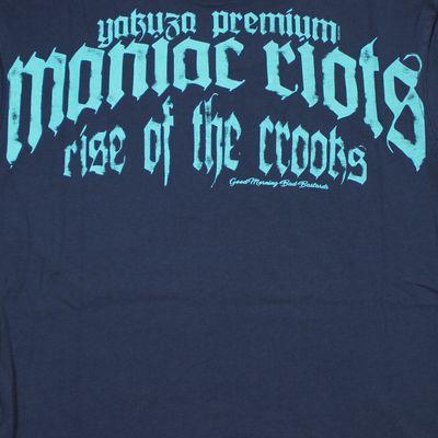 Yakuza Premium t-shirt YPS 2516 navy – Bild 4