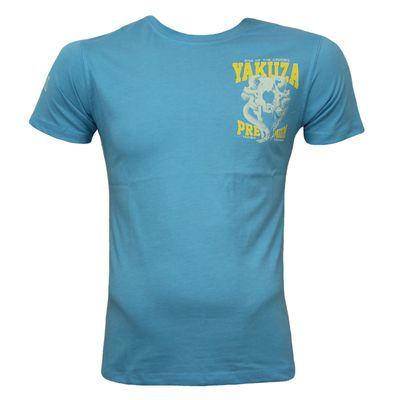 Yakuza Premium T-Shirt YPS 2511 hellblau – Bild 2