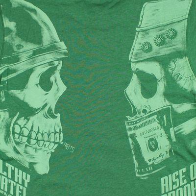 Yakuza Premium t-shirt YPS 2517 green – Bild 4