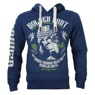 Yakuza Premium Sweatshirt YPH 2522 blau – Bild 1