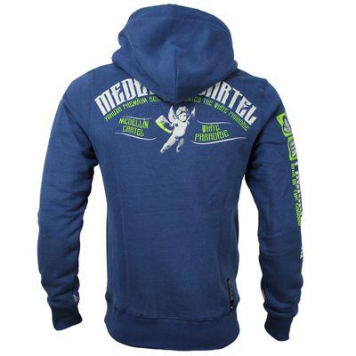 Yakuza Premium men sweatshirt YPH 2522 blue – Bild 2